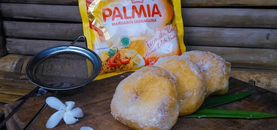 Resep Camilan Donat Palmia Margarin Bertabur Tepung Gula Palmia I Margarin Serbaguna I Temukan Resep Masakan Cemilan