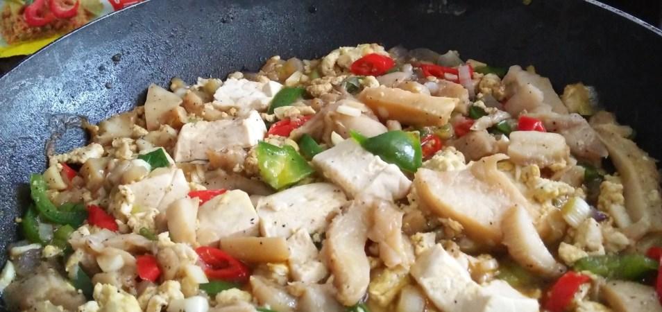 Resep Hidangan Utama Tumis Jamur Tiram Palmia I Margarin Serbaguna I Temukan Resep Masakan Cemilan