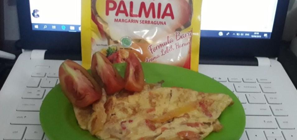 #YummyXPalmia Tomatoes Sleep on Egg