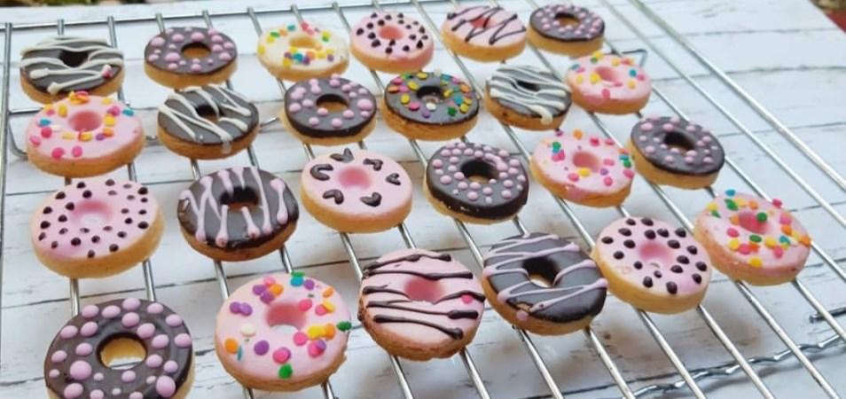 Donat Cookies