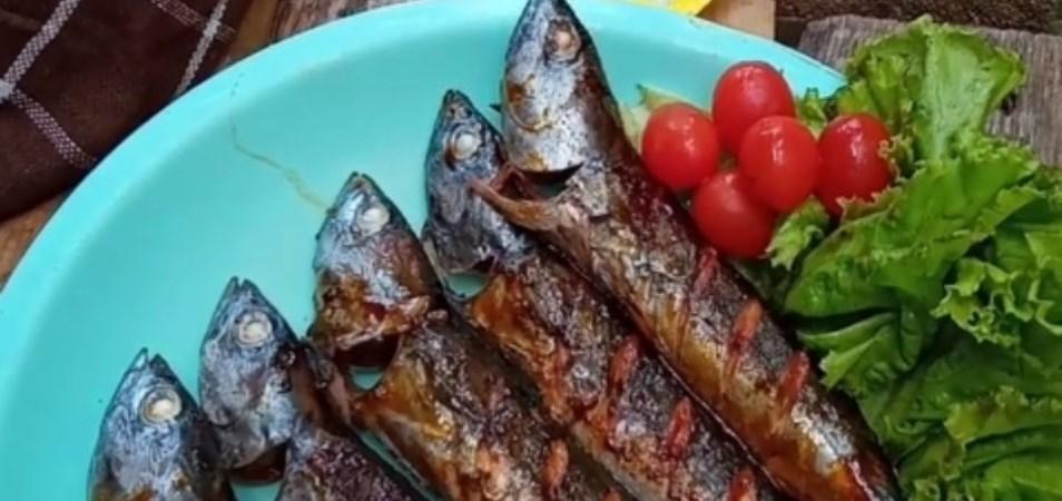 Resep Hidangan Utama Tongkol Bakar Asam Padeh Palmia I Margarin Serbaguna I Temukan Resep Masakan Cemilan