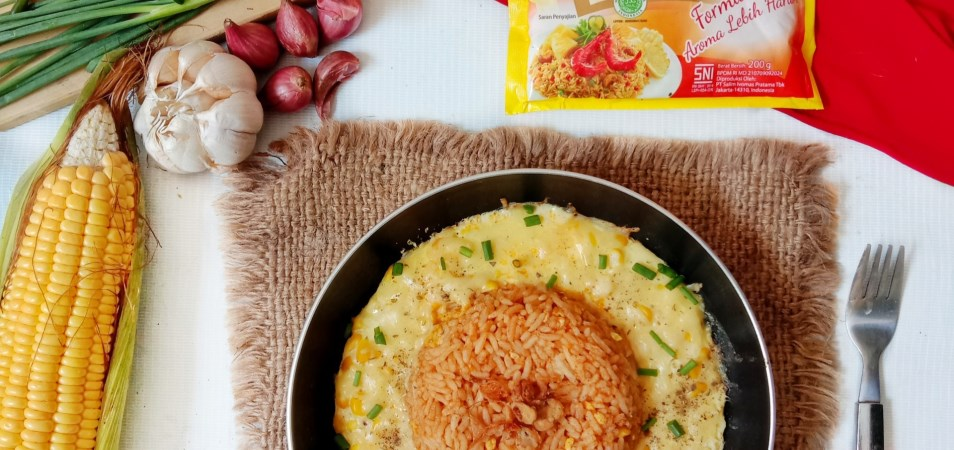 Nasi Goreng Ala Korea