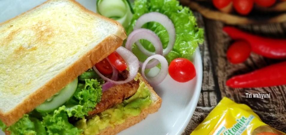 Tuna Grilled Sandwich