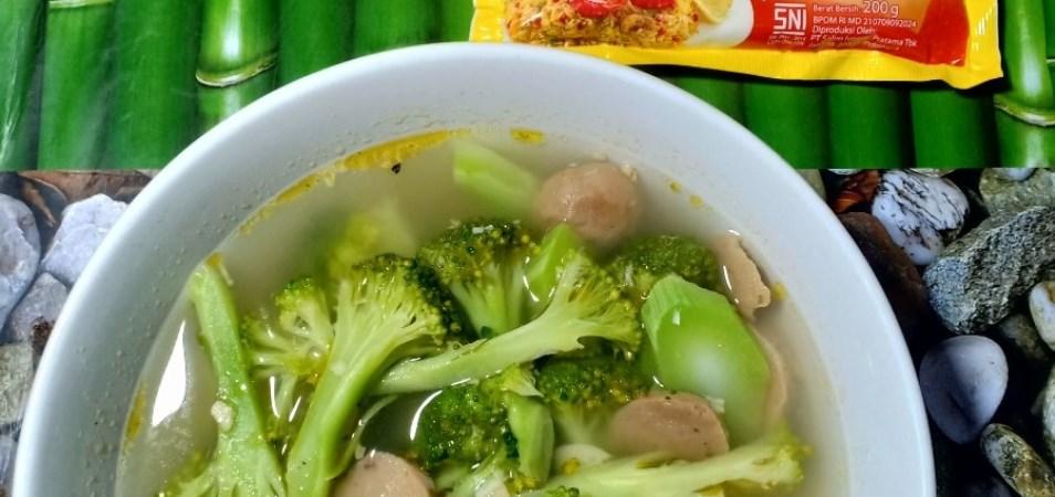 Brokoli Sehat Ceria