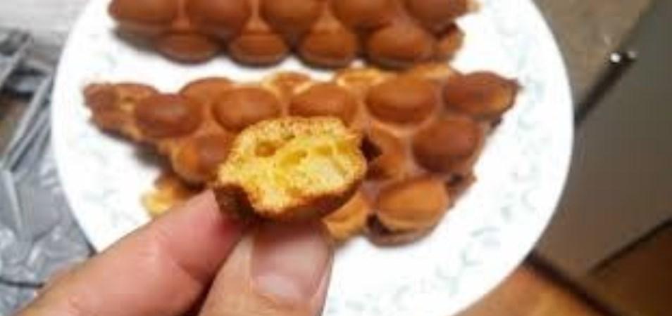 Egg Wafel