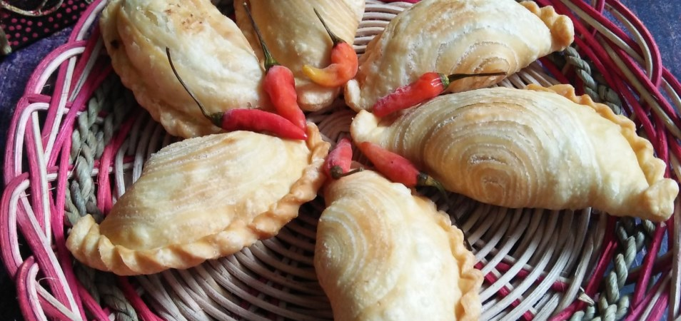 Curry Puff / Karipap