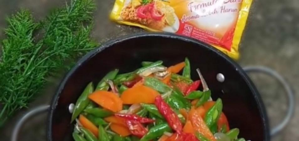 Resep Hidangan Utama Oseng Buncis Wortel Palmia I Margarin Serbaguna I Temukan Resep Masakan Cemilan