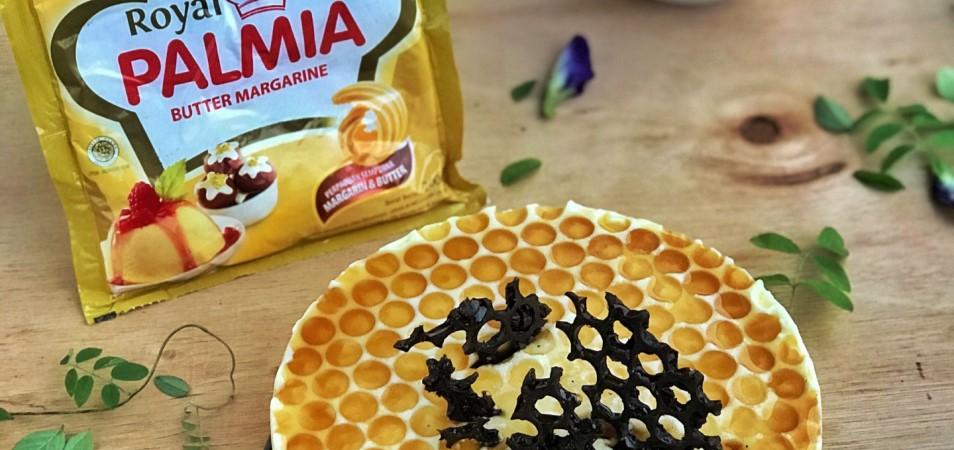 Honey Cheesecake Pudding