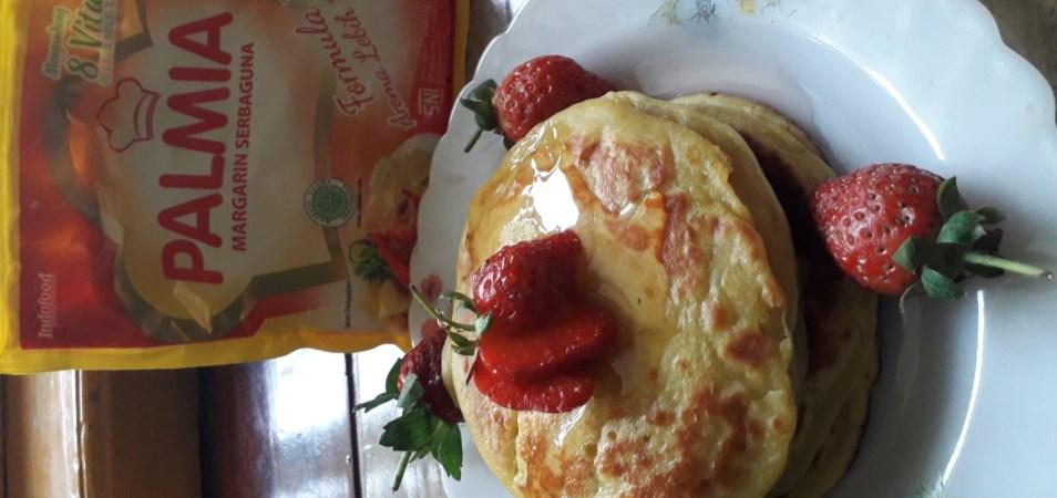 Pancake Ubi Cilembu