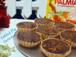 Coklat Pie Caramel