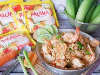 Nasi Goreng Seafood Pete