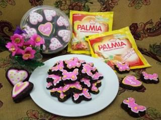 Choco Nut Karakter Cookies