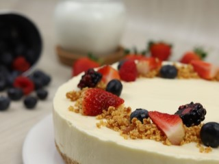 Biscuit Cheesecake