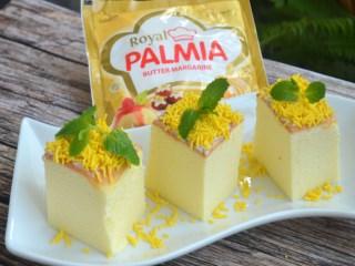 Yellow Chiffon Cake