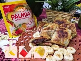 Fried Choconana