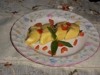 Omelet Oatmeal