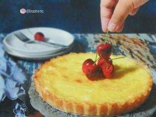 Hokkaido Cheese Tart