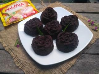 Brownies Mawar