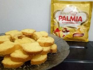 #YummyXPalmia Roti Tawar Kering