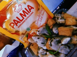 #YummyXPalmia Fried Tahu Aci with PALMIA