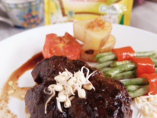 Rawon Beef Steak