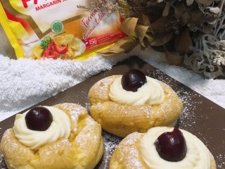 Zeppole (Baked Version)