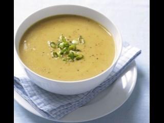 Sup Lentil ala Lebanon
