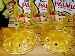 Hello Kitty Kurma  Cinnamon Pie