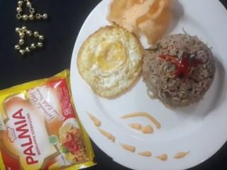 orak arik nasi merah