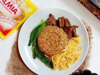Nasi Goreng Beef Teriyaki