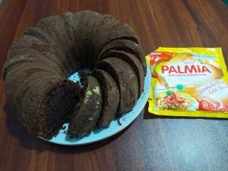 Bolu Coklat Panggang Palmia