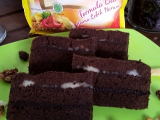 Brownies Double Layers