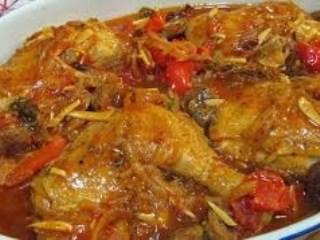 Ayam Masak Tomat Filipina