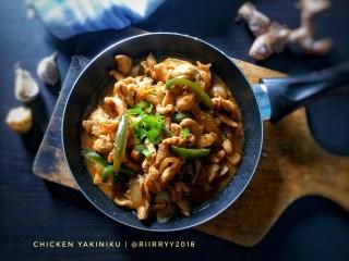Chicken Yakiniku