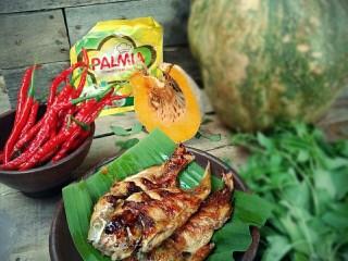 Ikan Bakar Margarin